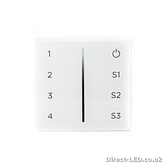 Wall Controller For Single Colour LED Strip